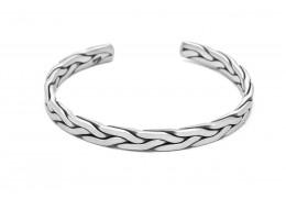 Elfi 999 Solid SIlver Love Delight 2 Bracelet WGB-103