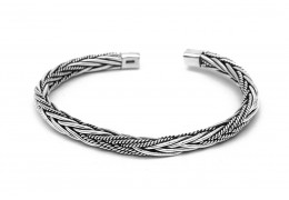 Elfi 999 Solid Silver Ultimate Look Bracelet WGB-107