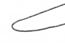 Elfi Genuine 925 Silver Melon 02 Chain-45cm