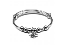 Elfi 990 Genuine Solid Silver Bracelet for Baby SGB-BB100