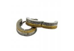 Elfi Stainless Steel Hoop Earring 5-SSH5