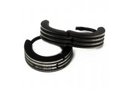 Elfi Stainless Steel Hoop Earring 7-SSH7