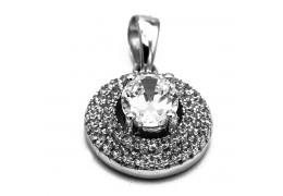 Elfi 925 Sterling Silver Pendant Secret of Thy Queen SP114