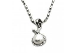 Elfi 925 Sterling Silver Pendant SP122 - Ingrid