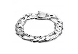 Elfi Genuine Solid 925 Silver Curb 02 50g Bangle Bracelet