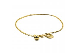Elfi 916 Korean Gold 24K Plated Midas Bracelet GPB-19
