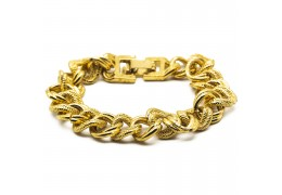 Elfi 916 Korean Gold 24K Plated Ancient Royal Bracelet GPB-30