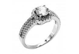 Elfi 925 Genuine Silver Ring P12 - Akshita