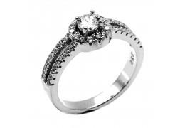 Elfi 925 Genuine Silver Ring P14 - Akula