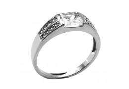 Elfi 925 Genuine Silver Engagement Ring R56 - Pendulum