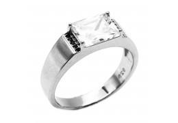Elfi 925 Genuine Silver Ring R78 - Chandra