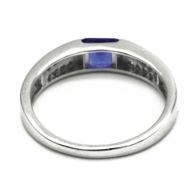 Elfi 925 Genuine Silver Ring M37(Blue) – Kalila