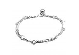 Elfi 925 Genuine Silver Bracelet Badia SB-104M