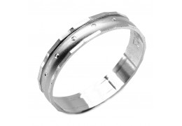 Elfi 925 Genuine Silver Ring M40 - The Shakti Ring