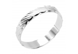 Elfi 925 Genuine Silver Ring M41 - The Fragrant Ring