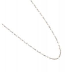 Elfi 925 Genuine Silver Necklace Curb Chain