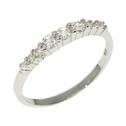 Elfi 925 Genuine Silver Engagement Wedding Ladies Ring P75