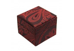 Special Luxury Pattern Design Single Ring Box B10