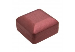 Special Maroon Colour Single Ring Box B11