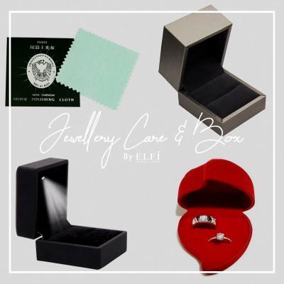 Jewellery Care & Box